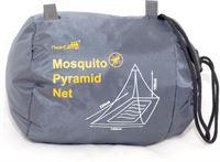 Acecamp Muggentent Pyramide 240 X 120 - Zwart - 1 Persoons