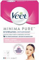 Veet Minima Pure Gezicht Ontharingscrème