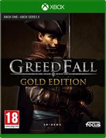 Focus Home Interactive Greedfall Gold Edition - Xbox Series X