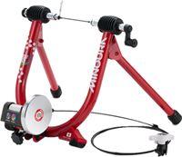 Minoura fietstrainer Liveride LR341 61 x 42 cm staal rood