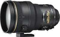 Nikon AF-S NIKKOR 200 mm 1:2G ED VRII