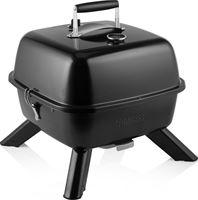 Princess 112256 Portable Hybride barbecue