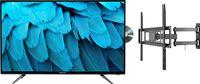 Medion BundelDEAL ! LIFE® E14084 40 inch TV & GOOBAY Basic FULLMOTION (D20) Muurbevestiging
