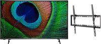 Medion BundelDEAL ! LIFE® X14330 43 inch Android Smart-TV & GOOBAY Basic TILT (L) Muurbevestiging (tot 70 Inch)
