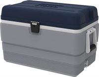 Igloo Maxcold 50 - Middel grote koelbox - 47 Liter - Grijs