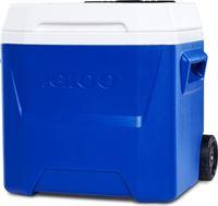 Igloo Laguna 16 Roller - Kleine koelbox op wielen - 15 liter - Blauw
