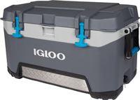 Igloo koelbox BMX 68 liter polyetheen 81,8 x 44 x 42,7 cm grijs