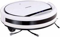 Medion MD 10065 Robot vacuum cleaner white, black 1 virtuelle Wand, Fernbedienbar