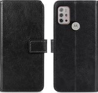 imoshion Luxe Booktype Motorola Moto G30 hoesje - Zwart