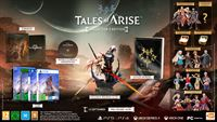 Namco Bandai Tales of Arise Collector's Edition