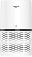 Medion Luchtreiniger MD 10171   Verlaagt aerosolconcentraties   App-bediening   Aanraakbedieningspaneel   HEPA-filter   Luchtkwaliteitsweergave   Timerfunctie   23 watt