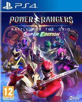 Maximum Games Power Rangers Battle for the Grid Super Edition