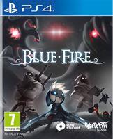 Graffiti Games Blue Fire