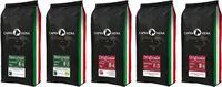Capra Nera italian espresso koffie bonen 1000 gram