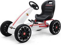 Milly Mally Abarth - Skelter - Unisex - Wit