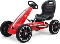Milly Mally Abarth - Skelter - Unisex - Rood