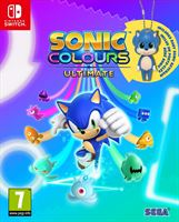 Sega Sonic Colours Ultimate - Day One Edition - Nintendo Switch