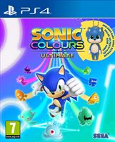 Sega Sonic Colours Ultimate - Day One Edition - PS4