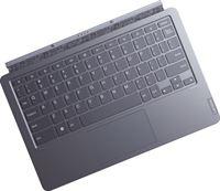 Lenovo Tab P11 Pro keyboard - Belgisch AZERTY - Grijs