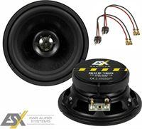 ESX QXE-120 - luidspreker 120 mm passend voor Mercedes Benz
