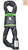 Falkx Kettingslot 90 CM Zwart