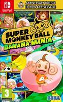 Sega Super Monkey Ball Banana Mania - Anniversary Edition