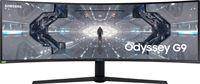 Samsung Odyssey G9 QLED Gaming Monitor
