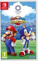 Nintendo Mario & Sonic op de Olympische Spelen: Tokio 2020 - Switch