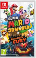 Nintendo Super Mario 3D World + Bowser's Fury - Switch