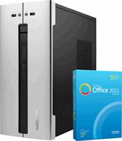 Medion BundelDEAL ! AKOYA P63011 Performance PC & SoftMaker Office Standard 2021