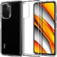 Spigen Ultra Hybrid Xiaomi Poco F3 / Mi 11 Hoesje Transparant