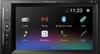 Pioneer DMH-A240DAB - Multimedia Autoradio