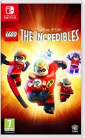 Warner Bros Games LEGO The Incredibles - Switch