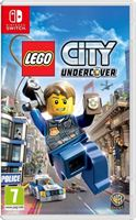 Warner Bros Games LEGO City Undercover - Switch