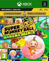 Sega Super Monkey Ball Banana Mania - Anniversary Edition - Xbox One & Xbox Series X