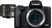 Canon EOS M50 Mark II + M15-45 S EU26