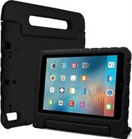 Case2go iPad Air 10.5 - schokbestendige kinderhoes - Zwart