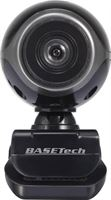 BASETECH Classic BS-WC-01 Webcam 640 x 480 Pixel Klemhouder