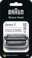 Braun 73S Cassette - Scheerkop voor Series 7 scheerapparaten
