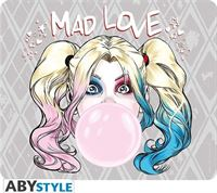 Abystyle HARLEY QUINN - Mad Love - muismat 23.5x19.5 cm