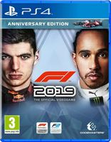 Codemasters F1 2019 - Anniversary Edition (PS4)