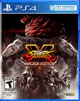 Capcom Street Fighter V Arcade Edition PS4-game