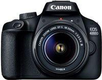 Canon EOS 4000D + 18 - 55mm DC