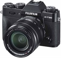 Fujifilm X-T30 + XF 18-55mm