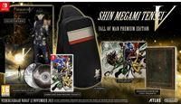 Nintendo Shin Megami Tensei V Fall of Man Premium Edition