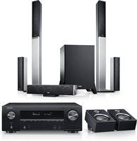 "Teufel LT 4 AVR voor Dolby Atmos """"5.1.2 set M"""""