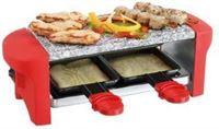 Domoclip Raclette grill voor 2 personen