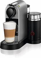 Krups Nespresso CitiZ&Milk  espressomachine - Silver XN761B