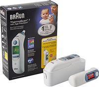 Braun ThermoScan 7®, thermometer, met Age Precision®-technologie, met een speeltje