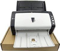 JRUIAN Printer Accessoires Document Scanner Fit Voor Fujitsu Fi-6130 Fi 6130 FI6130 USB Kleur 2-zijdige Duplex Scanner PA03540-B055 Compleet. (Kleur: Gebruikt)